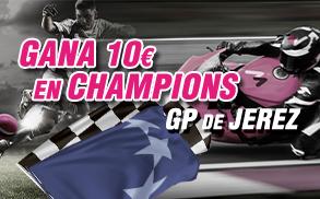 apuestas motogp Jerez