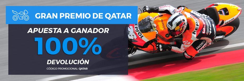 apuestas Motogp Qatar 2018 paston